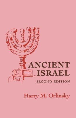 Ancient Israel (Second Edition) (The Development of Western Civilization Series)