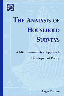 The Analysis of Household Surveys: A Microeconomic Approach to Development Policy