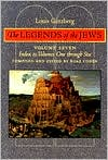 The Legends of the Jews: Index to Volumes 1 through 6