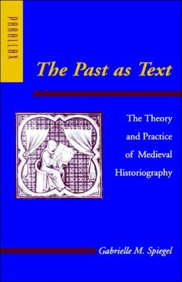The Past As Text