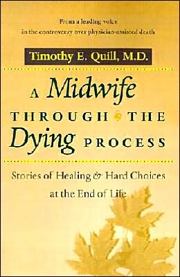 A Midwife Through The Dying Process