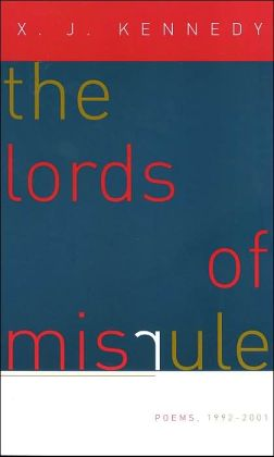 The Lords of Misrule: Poems 1992-2001