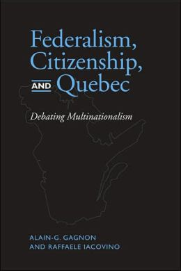 Federalism, Citizenship, and Quebec