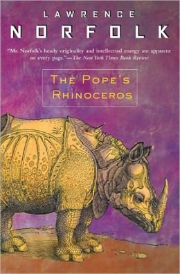 Pope's Rhinoceros: A Novel