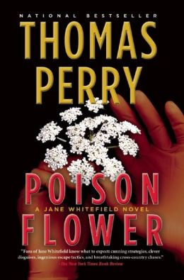 Poison Flower (Jane Whitefield Series #7)