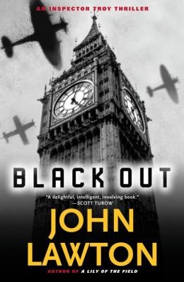 Black Out (Inspector Troy Series)