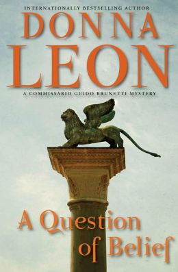 A Question of Belief (Guido Brunetti Series #19)