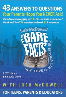 The Bare Facts DVD: 39 Questions Your Parents Hope You Never Ask About Sex