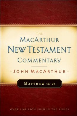 Matthew 16-23