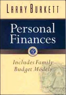 Personal Finances: Includes Family Budget Models