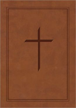 The Ryrie NIV Study Bible Soft-Touch Brown- Red Letter