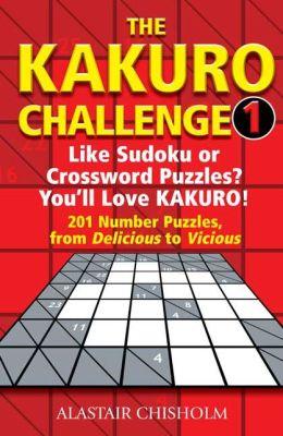 Kakuro Challenge 1