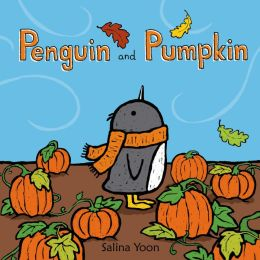 Penguin and Pumpkin