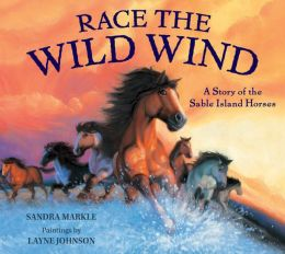 Race the Wild Wind: A Story of the Sable Island Horses