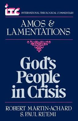 Itc - God's People In Crisis