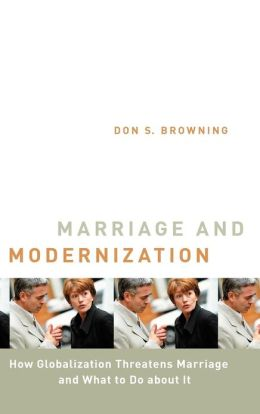 Marriage & modernization