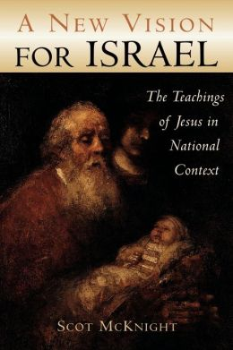 A New Vision For Israel