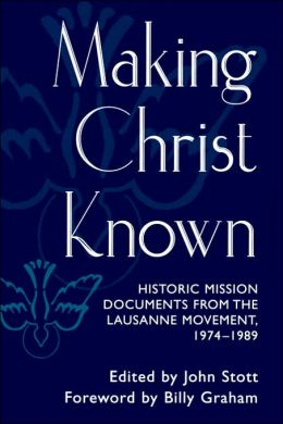 Making Christ Known