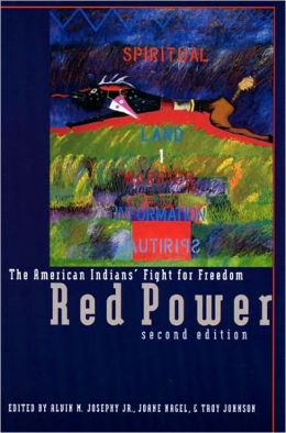 Red Power: The American Indians' Fight for Freedom, Second Edition