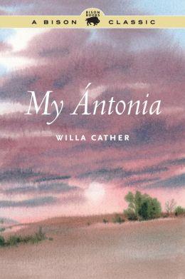 Nebraska Landscape in My Antonia