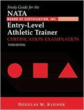 NATA Board of Certification Inc. Entry-Level Athletic Trainer Certification Examination