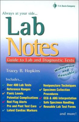 LabNotes: Guide to Lab and Diagnostic Tests