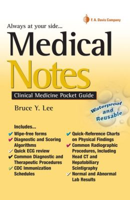 Medical Notes: Clinical Medicine Pocket Guide