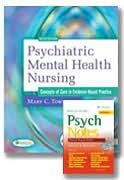 Psychiatric Mental Health Nursing, Concepts of Care in Evidence-Based Practice