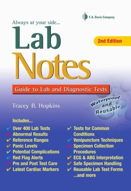LabNotes: Guide to Lab & Diagnostic Tests