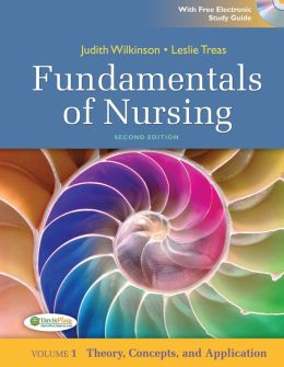 Fundamentals of Nursing - Vol 1: Theory, Concepts, and Applications