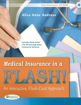 Medical Insurance in a Flash!: An Interactive, Flash-Card Approach