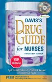Book Cover Image. Title: Davis's Drug Guide for Nurses + Resource Kit CD-ROM, Author: April Hazard Vallerand