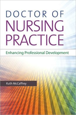 Doctor of Nursing Practice Enhancing Professional Development