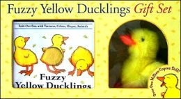 Fuzzy Yellow Ducklings: Fold-Out Fun with Textures, Colors, Shapes, Animals