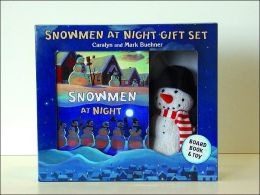 Snowmen at Night Gift set