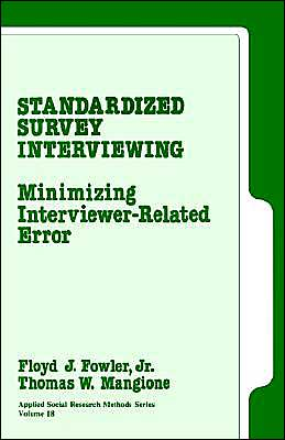 Standardized Survey Interviewing