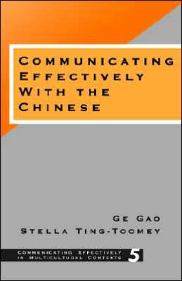 Communicating Effectively With The Chinese