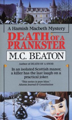 Death of a Prankster (Hamish Macbeth Series #7)