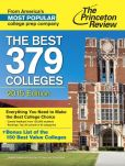 Book Cover Image. Title: The Best 379 Colleges, 2015 Edition, Author: Princeton Review