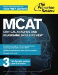 Book Cover Image. Title: MCAT Critical Analysis and Reasoning Skills Review:  New for MCAT 2015, Author: Princeton Review