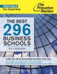 Book Cover Image. Title: The Best 296 Business Schools, 2015 Edition, Author: Princeton Review