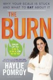 Book Cover Image. Title: The Burn:  Why Your Scale Is Stuck and What to Eat About It, Author: Haylie Pomroy