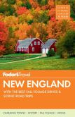 Book Cover Image. Title: Fodor's New England:  with the Best Fall Foliage Drives & Scenic Road Trips, Author: Fodor's Travel Publications