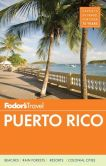 Book Cover Image. Title: Fodor's Puerto Rico, Author: Fodor's Travel Publications