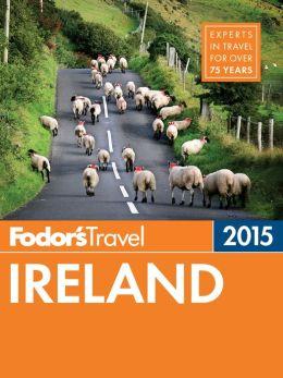 Fodor's Ireland 2015