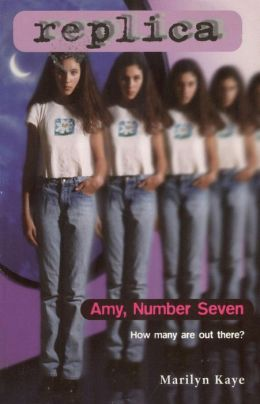 Amy Number Seven (Replica #1)