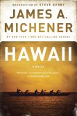 Book Cover Image. Title: Hawaii, Author: James A. Michener