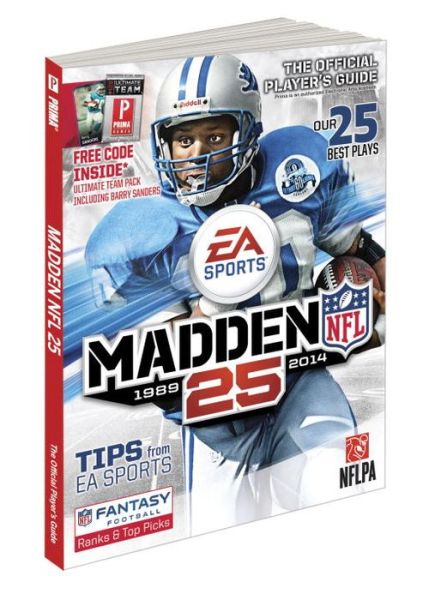 Madden NFL 25: Prima Official Game Guide