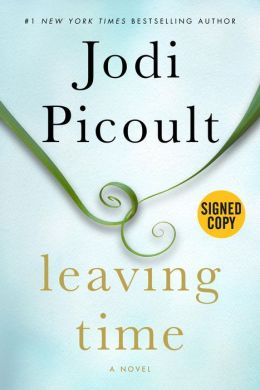 Leaving Time (Signed Book)