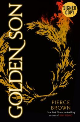 Golden Son (Signed Book) (Red Rising Series #2)